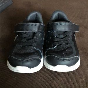Nike Black Sneakers Size 6